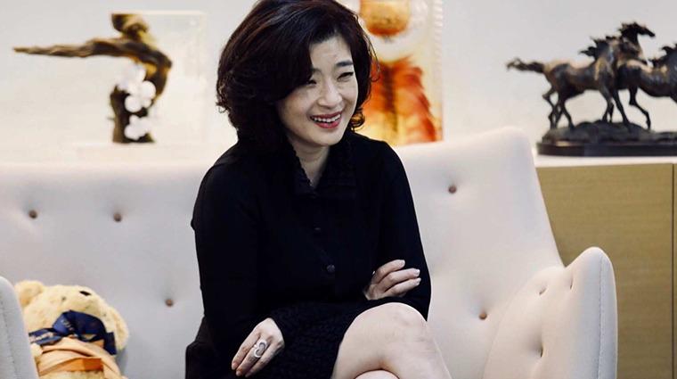 晶璽健康事業集團創辦人、執行長何修榕